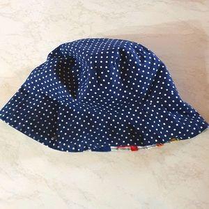 Gemibaby reversible bucket hat 20cm